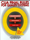CLIA&nbsp;Final Rules for Quality Systems