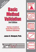 Basic Method Validation, Third Edition