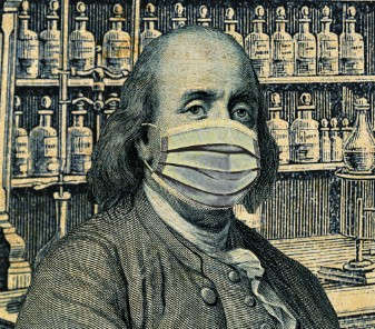What's Ben Franklin up to in 2021?