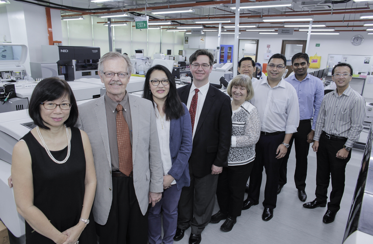 Westgard Sigma Verification of Performance at Innovative Diagnostics, Singapore
