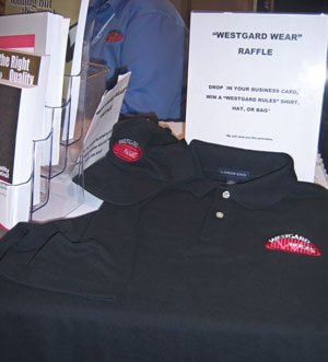 The 2008 Westgard Wear Raffle