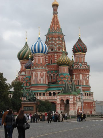RussiaStBasilsCathedral
