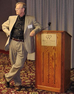 James O. Westgard at 2011 Westgard Workshops