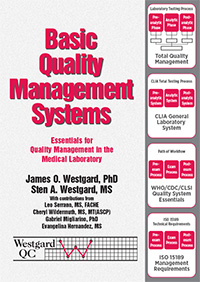 Basic Quality Management Systems