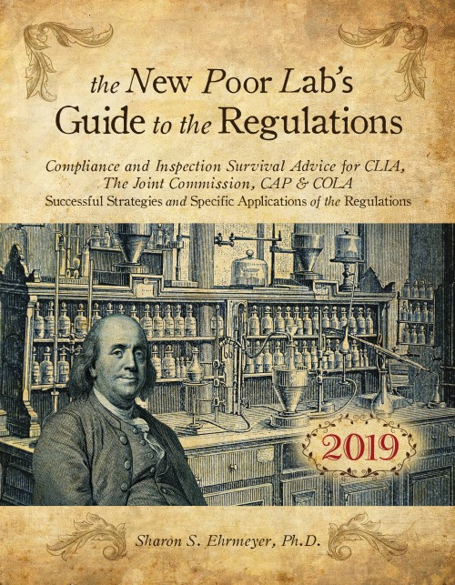 The New Poor Lab's Guide to the Regulations - 2017 edition