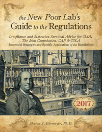 The Poor Lab's Guide to the Regulations 2019 edition